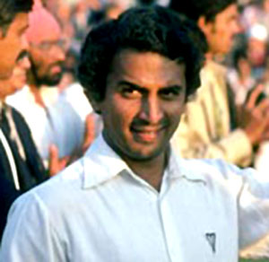 S Gavaskar, Indian Cricket