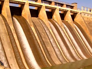 Sathanur Dam of Thiruvannamalai