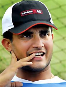 Saurav Ganguly, Indian Cricket