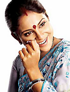 Shefali Chhaya, Indian Actress