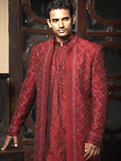Costumes of Chandigarh Sherwani