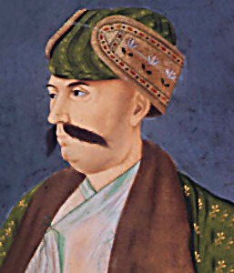 Shuja-ud-Daula, Nawab of Oudh, against the Rohillas