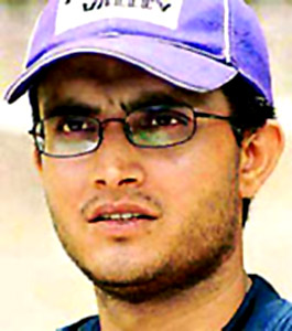 Saurav Ganguly, Indian Cricket