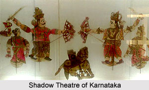 Karnataka - Shadow Theatre, Indian Form Of Art