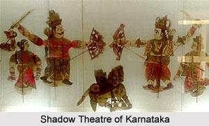 Karnataka - Shadow Theatre, Indian Form Of Art