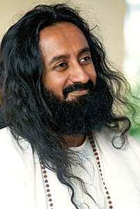 Shri Ravi Shankarji is the Gurudev of Art of Living Ashram
