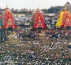Lord Jagannath Ratha Yatra Festival (Car Festival)