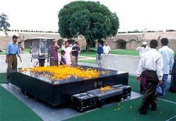 essay on rajghat