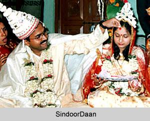 Sindoor Daan - Bengali Wedding