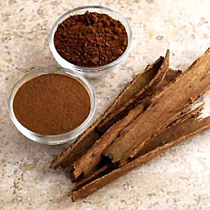 Bark Type Spices