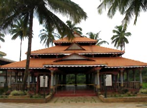 Sringeri Mutt in Ernakulam , Kerala, South India