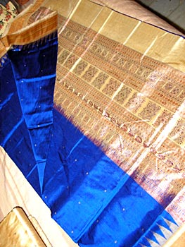 Silk saree, Berhampur, Ganjam District , Orissa