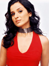 Simone Singh in Big Boss 4