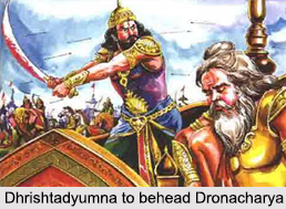 Dhrishtadyumna, Son of Drupada