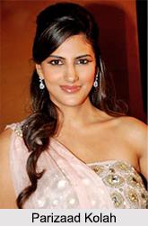 Parizaad Kolah, Indian Television Anchor