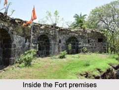Belapur Fort, Monument in Maharashtra