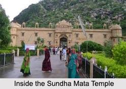 Sundha Mata Temple, Rajasthan