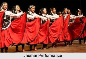Jhumar Dance, Haryana