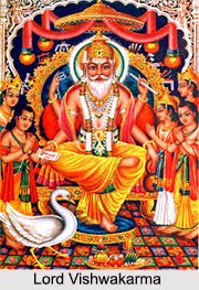 Lord Vishwakarma, Indian God