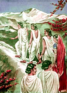 Svargarohana-parva, 18 Parvas of Mahabharat