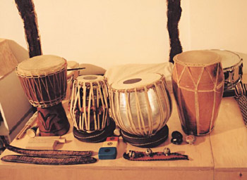 Tabla , Indian Musical Instrument
