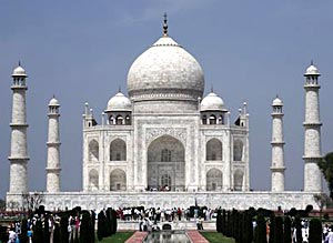 Taj Mahal, Archaeological Survey of India, Sources of History of India