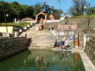 Talakaveri - Origin of Kaveri River, Indian River