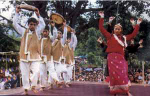 Folk Dances of Sikkim