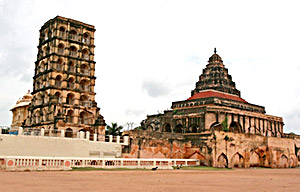 Tanjavur-palace, Indian History