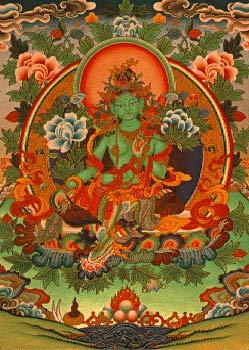 Tara, Bodhisattva, Buddhism