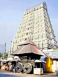 Tenkasi Temple - Kasi Viswanathar Temple