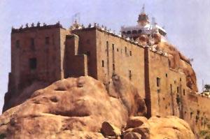 Thayumanavar Temple in Trichy, Tamil Nadu