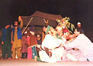 Bhand Pather, Theatre Companies in Jammu & Kashmir