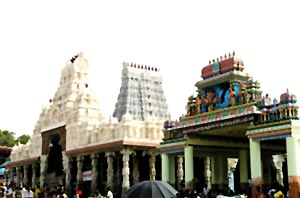 Thiruparankundram temple Madurai, Tamil Nadu