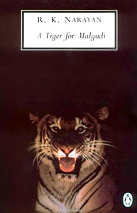 A Tiger for Malgudi ,  R K Narayan