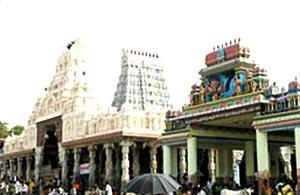 Tiruchendur temple Tirunelveli, Tamil Nadu