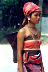 Tripuri women