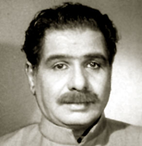 Singer-actor V. Nagaiah