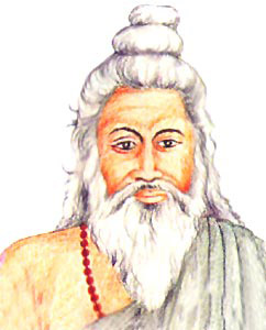 Vashishta, Indian Saint