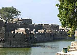 Vellore Fort, British India
