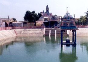 Kalyana Venkattaramasami Temple at Thanthoni