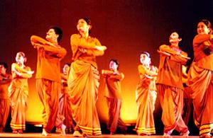 Tanushree Shankar Dance Company