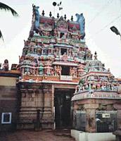 Uraiyur Temple