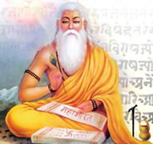 Ved Vyas, Indian Saint, Bhagavad Gita