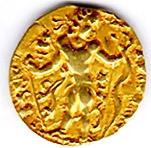 Coins of Vikramaditya or Chandragupta-II