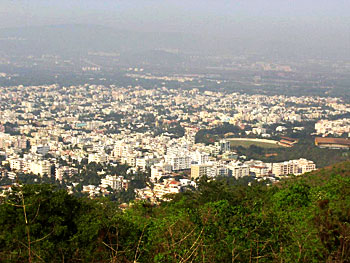 Visakhapatnam, Indian City