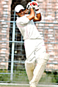 YashpalSingh, Indian Cricket