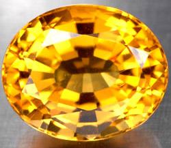 Yellow Sapphire Gemstone Of Jupiter