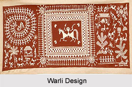Warli Paintings - Marriage Theme
