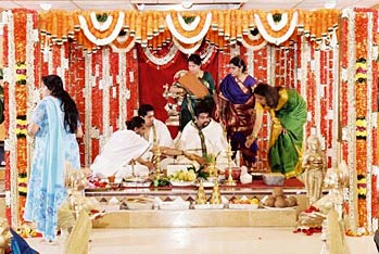 Wedding  Decorations on Hindu Wedding Decorations Are One Of The Most Important Aspects Of The